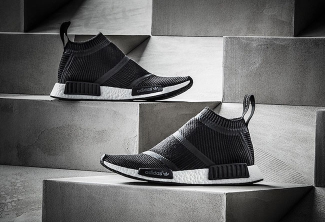 adidas Originals Winter Wool Pack NMD City Sock SeeULater