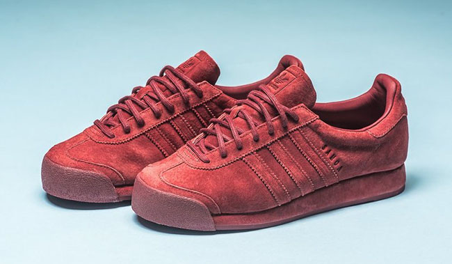 adidas Samoa Pigskin Pack Release
