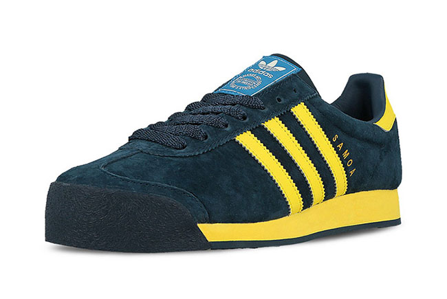 Buy adidas samoa blue and black   OFF46% Discounted b098ffd2a7