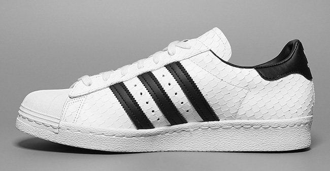 Cheap Adidas Originals Superstar Glossy Toe at Zappos