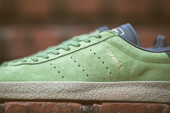 adidas Topanga Clean Craft Green