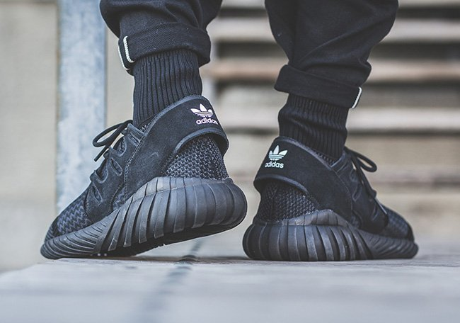 Adidas Tubular Doom On Foot