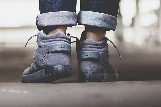 adidas Originals TUBULAR X 2.0 Sneakers alte vapour grey/tactile