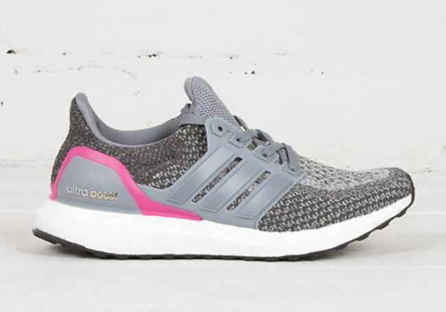 Adidas Ultra Boost Women Grey