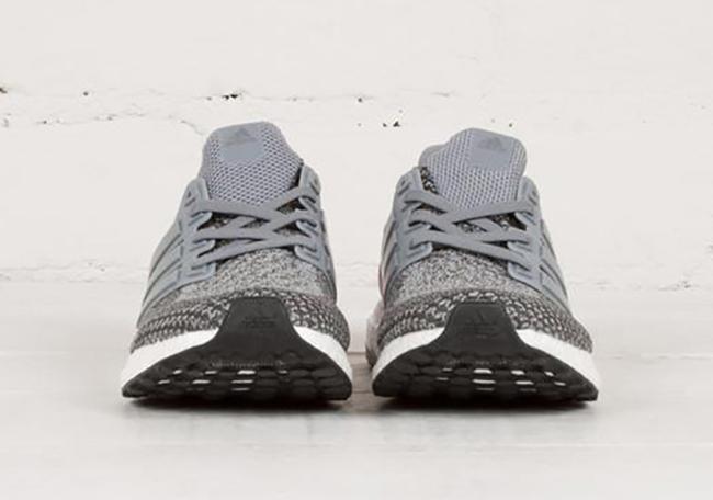 adidas Ultra Boost Grey Pink Womens