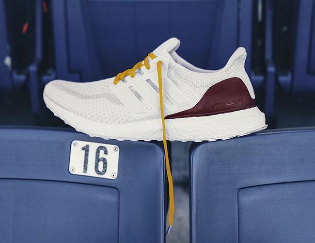 adidas Ultra Boost NCAA Football Colorways