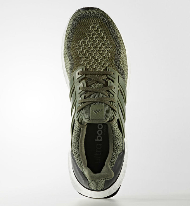 adidas Ultra Boost Olive Green Release Date