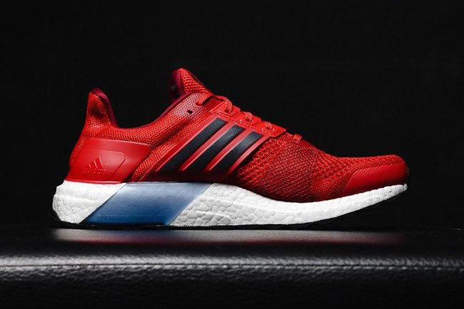 adidas Ultra Boost ST Ray Red