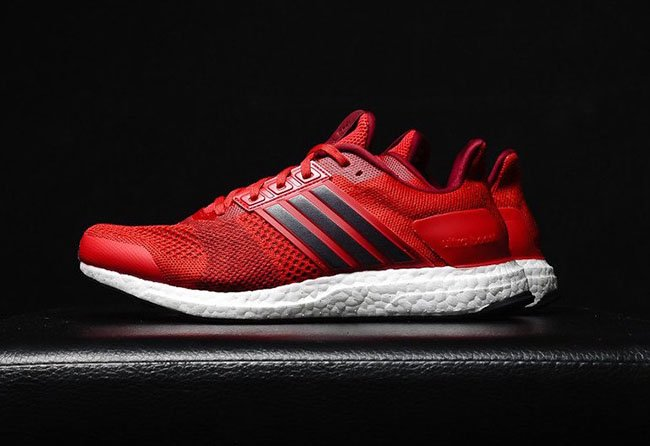 adidas Ultra Boost ST Ray Red | SneakerFiles