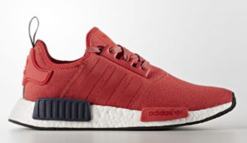 adidas WMNS NMD R1 Red Black