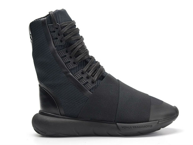 Adidas y - 3 sneakerfiles Qasa Boot Black