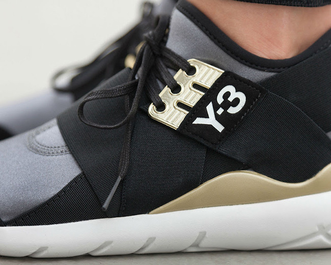 adidas Y-3 Qasa Elle Lace Night Metallic