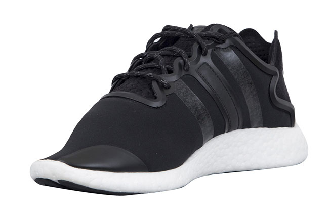 adidas Y-3 Yohji Run Boost Black White