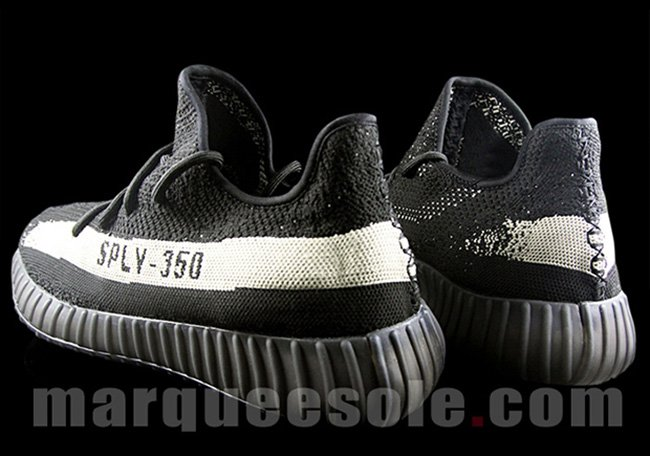 low cost 3c8ad 3a4e3 adidas Yeezy Boost 350 V2 Black White | SneakerFiles