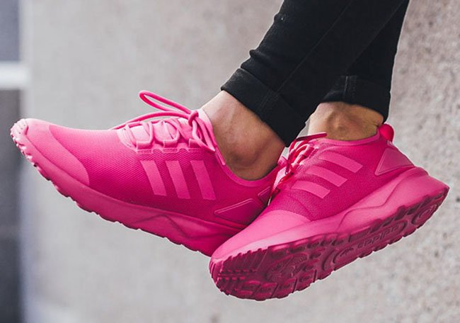 adidas ZX Flux ADV Verve Shock Pink