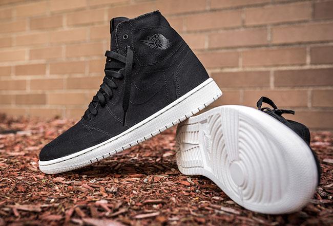 Air Jordan 1 Decon Black
