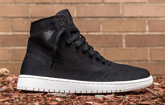 Air Jordan 1 Decon Black