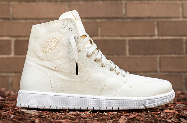 Air Jordan 1 High Decon White August 2016