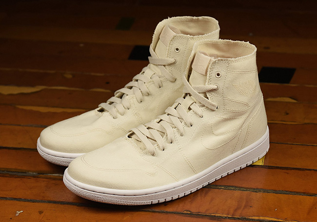Air Jordan 1 High Deconstructed Ivory White