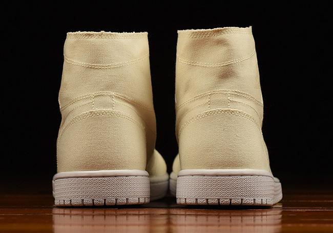 Air Jordan 1 High Deconstructed Ivory White