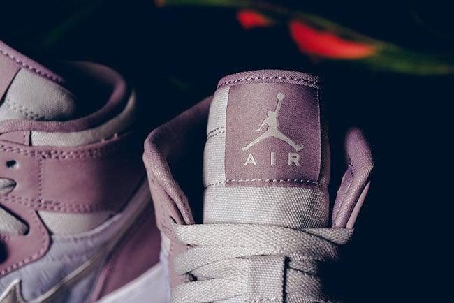 Air Jordan 1 High GS Heiress Plum Fog