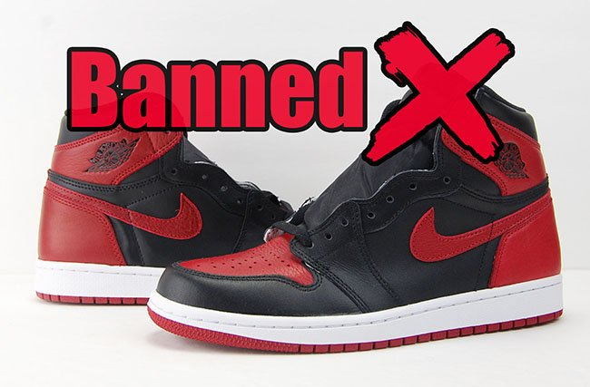 Air Jordan 1 High OG Banned Bred 2016 Review 3c91f6c9cec1