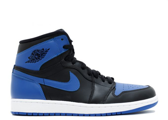 Air Jordan 1 High OG Royal 2017