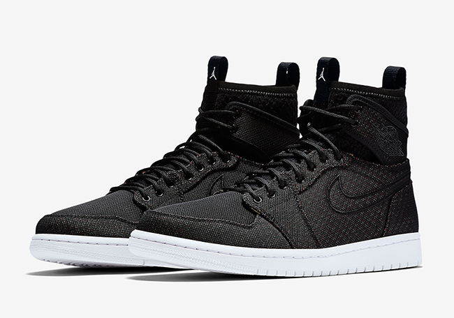 Air Jordan 1 High Ultra Black August 2016