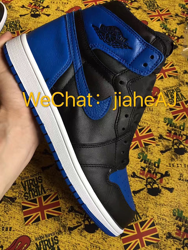 Air Jordan 1 OG Royal 2017