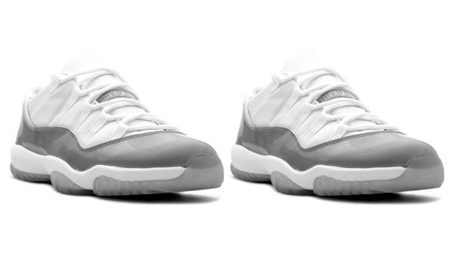 ace5b513beaabd Air Jordan 11 Low 2017 Release Dates