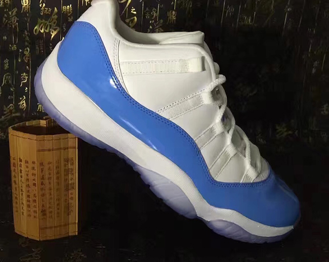 Air Jordan 11 Low Columbia 2017 Release