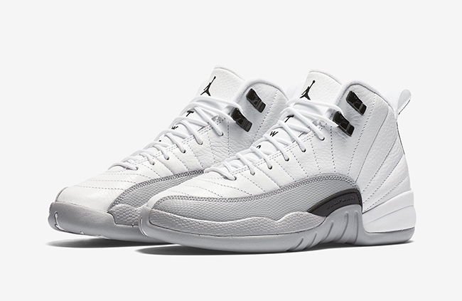 Air Jordan 12 GS Barons August 2016