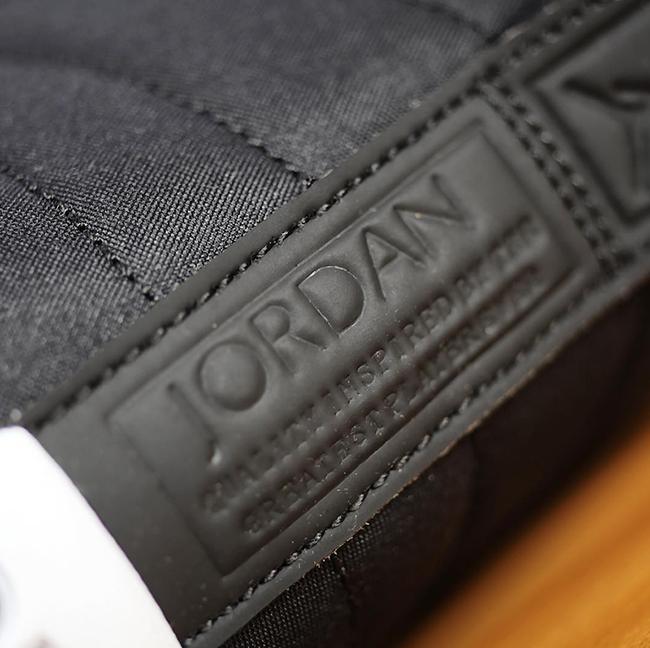 Air Jordan 12 Neoprene Black
