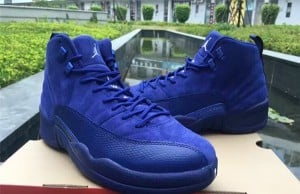 Air Jordan 12 PRM Royal Blue