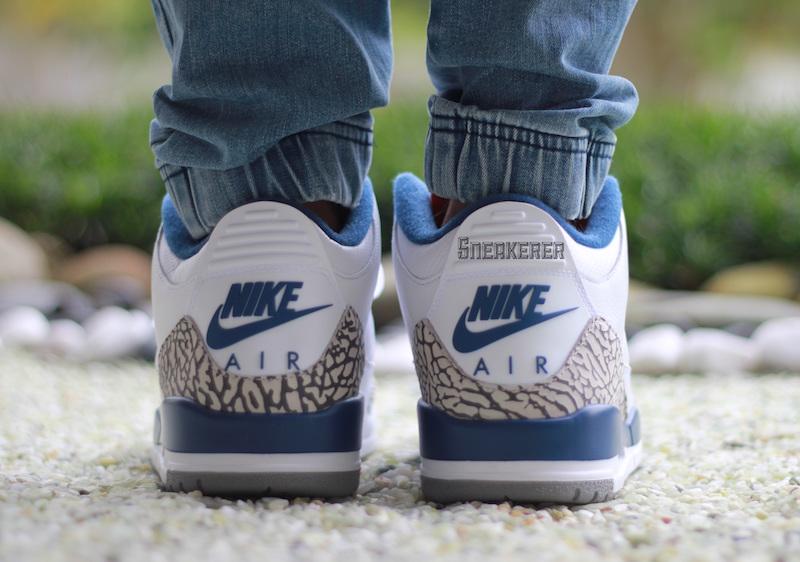 e88345a29f7709 Nike Air Jordan 3 OG True Blue 2016