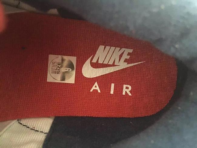 Air Jordan 3 OG True Blue Retro
