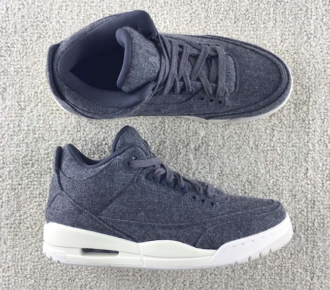 info for fde5f 5c7de Air Jordan 3 Retro Wool
