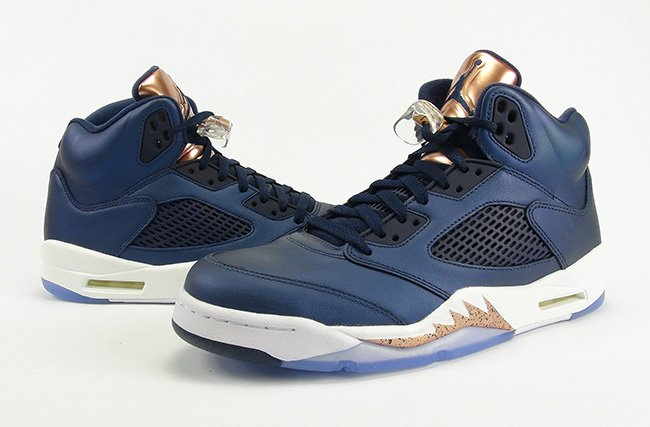 What Colors Go With The Jordan 5 Bronze