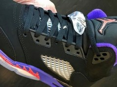 Air Jordan 5 GS Raptors