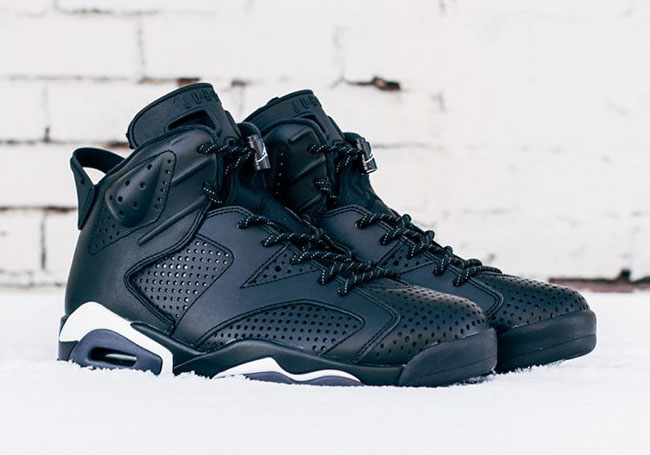 Air Jordan 6 Black Cat Release