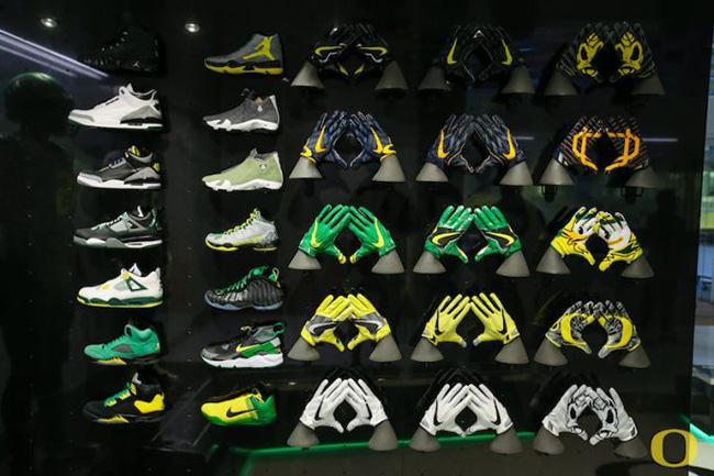 Air Jordan Oregon Collection