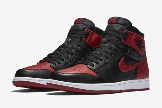 Banned Air Jordan 1 2016