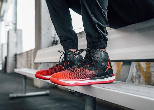 Banned Air Jordan XXX1 31 Release