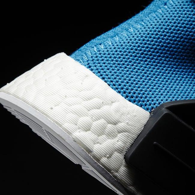 Blue adidas NMD Human Race Pharrell