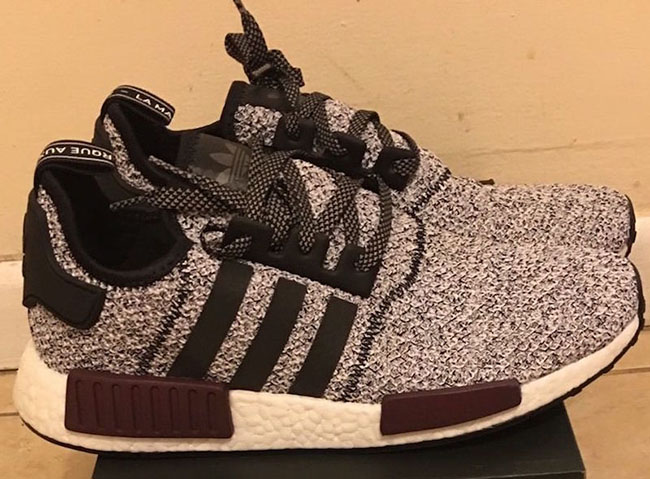Adidas NMD R1 Primeknit Shoes OG Core Black New S79168 In