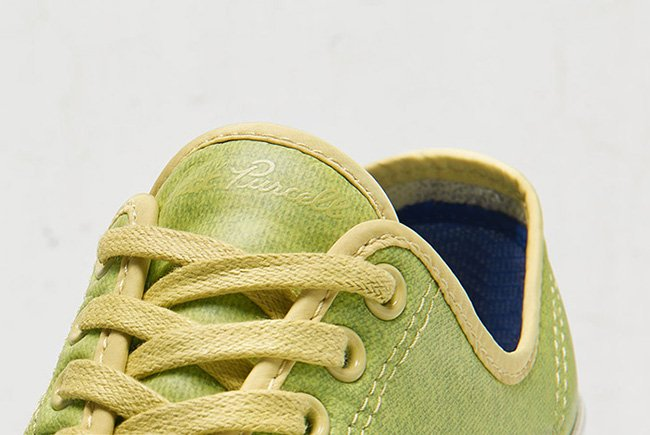 Converse Jack Purcell Signature Coated Terry Sulfur Green