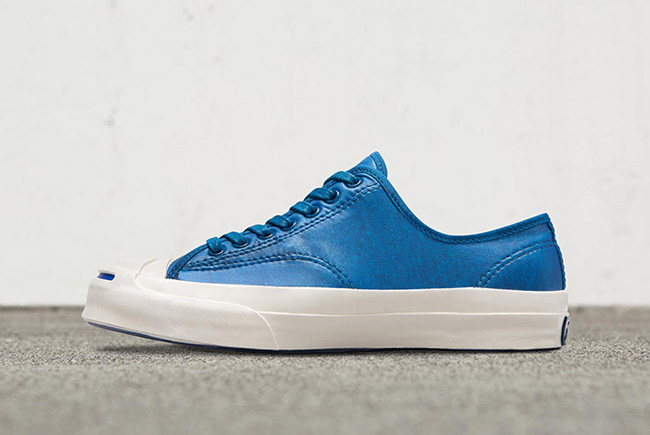 Converse Jack Purcell Signature Coated Terry Blue