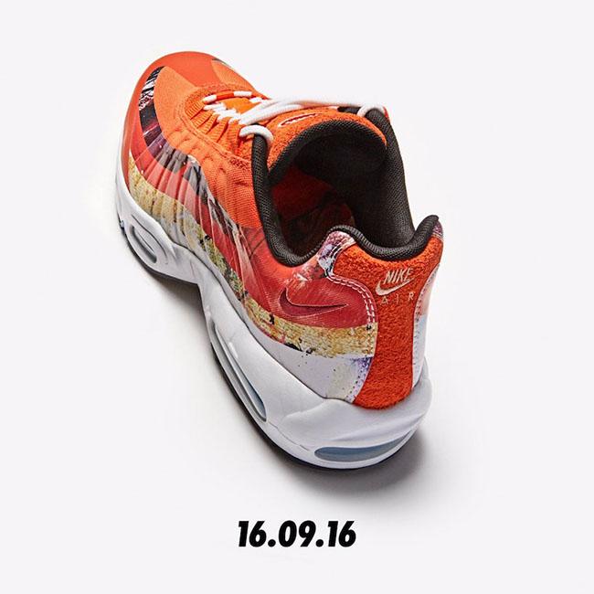 Dave White Nike Air Max 95 size