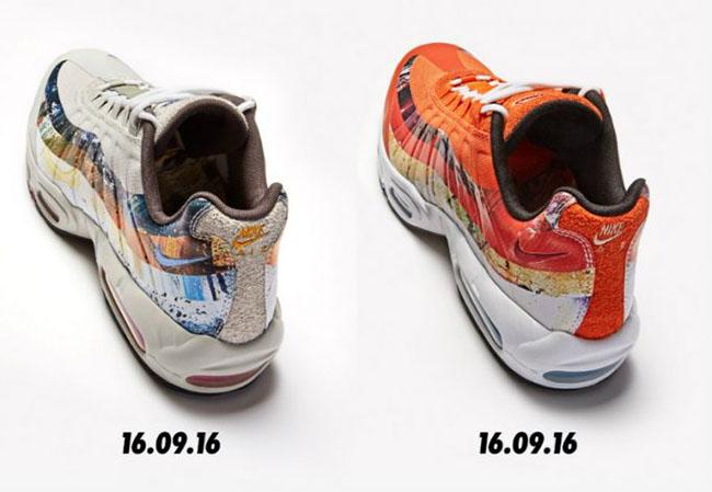 designer fashion 14fe4 7a336 Dave White Nike Air Max 95 size