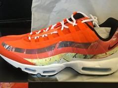 Dave White x size x Nike Air Max 95